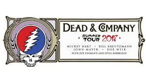 Dead Company Grateful Dead With John Mayer Set 2017 Tour