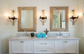 framed bathroom mirrors. Amazing Wood Framed Bathroom Mirrors A
