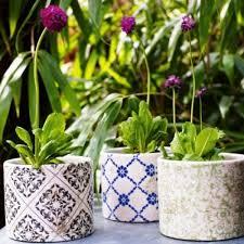 flowerpots strikingly patterned 55 balcony greenery ideas choose flowers for balcony and arrange