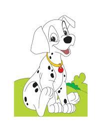 101 dalmatians 8 coloring pages