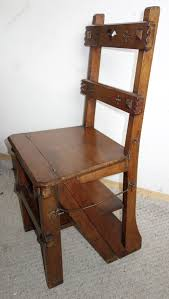 victorian metamorphic library chair steps antique metamorphic chairs library chairs steps victorian
