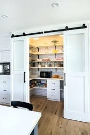 amazing home awesome kitchen pantry doors on design ideas frosted glass door traditional of sliding graceful