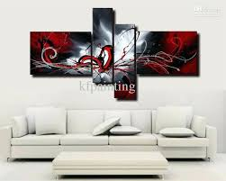 4 piece wall art wall canvas art acrylic abstract painting oil on canvas wall paintings modern on 4 piece wall art set with 4 piece wall art wall canvas art acrylic abstract painting oil on