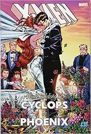 amazon x men the wedding of cyclops phoenix x men the wedding of cyclops phoenix omnibus 9781302913229 fabian nicieza bob harras