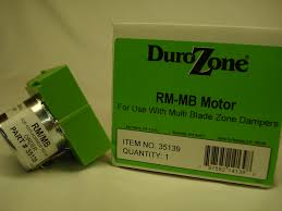rertrozone replacement motors durozone p n 35139 rm mb motor for use multi blade zone dampers