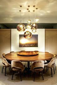 kitchen chandelier lighting design ideas table