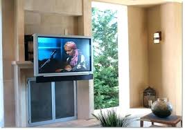 Pull Down Wall Mount Best Images On Walls Inside Over Fireplace Prepare Drop Tv Bracket Is The Premie