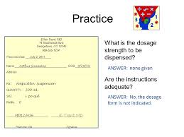 Components Of Patient Medication Chart Prescription Medication Order 1 St Step In The Medication