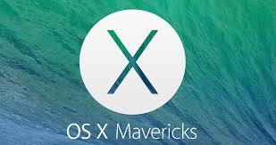 Logo Design Osx Mac Os X Mavericks Logo Home Automation Commercial Av