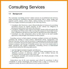 Consultancy Proposal Consultant Management Consulting Template Doc 7 ...