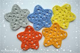 Crochet Star Pattern Free Custom Crochet Star Free Pattern Beautiful Crochet Stuff