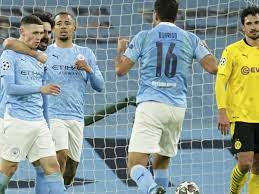 Manchester City 2-1 Borussia Dortmund: Champions League quarter-final – as  it happened | Football
