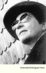 Antonieta Rodriguez París. LA DISIDENTE. No sé como llegaste aquí, Luisa Dorothea Paternoster Marquardt, - ar230210
