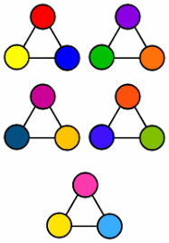 examples of triadic colors