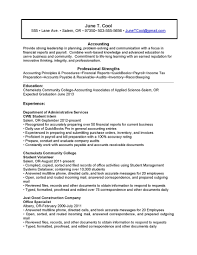 Fresh Gallery Of Resume Examples For College Students Business