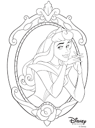 Small Picture Disney Coloring Pages Online Coloring page