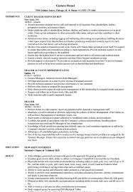 Casino Dealer Resume Example Dealer Resume Samples Velvet Jobs 12