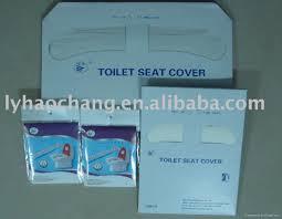 Disposable Toilet Sanitary Toilet Paperdisposable Toilet Seat Cover Paper