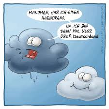 Lustige Sprüche über Regenwetter Italiaansinschoonhoven