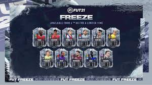 Toty guide & players list. Fut Freeze Sees Top Fifa 21 Stars Given Positional Switches Balls Ie