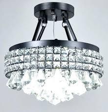 small flush mount crystal chandelier flush mount mini chandeliers flush mount crystal chandelier new legend lighting