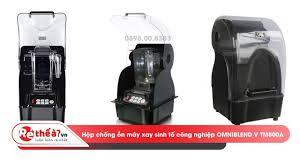 Hộp chống ồn máy xay sinh tố công nghiệp OMNIBLEND V TM800A ♥ | Tư Vấn:  0898008383