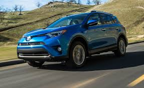 2016 Toyota RAV4 Hybrid First Drive | Review | Car and Driver