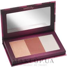 Urban Decay Naked Cherry Highlight and Blush Palette - <b>Палетка</b> ...