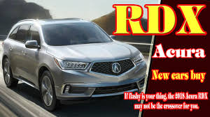 2018 acura rdx spy. beautiful rdx 2018 acura rdx  acura rdx review  redesign release date and spy