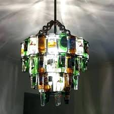 recycled glass chandelier s beaded emery indoor outdoor chandeliers south africa