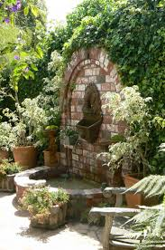 Yard Fountains Best 25 Patio Fountain Ideas Only On Pinterest Garden Water