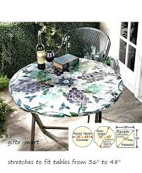 round metal patio table w77646 dining outstanding
