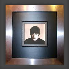 Art framing Vertical Fine Art Framing john Lennon Photograph Fine Art Framing Best Custom Professional Art Framing Framewise