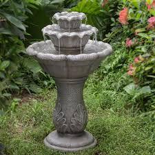 fountain garden. Outdoor Fountains Fountain Garden