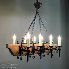 rustic wrought iron chandelier rustic antique wood and wrought iron chandelier retro rustic wrought iron chandelier