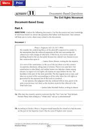 civil rights dbq pdf flipbook civil rights dbq