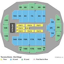 Tacoma Dome Seating Map Related Keywords Suggestions