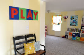 playroom decor diy painted wood letter canvases do you like this idea for or will make word wall art another space in your home comment and share ideas with  on diy playroom wall art with playroom decor diy painted wood letter canvases do you like this