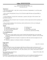 railroad resume railroad resume exles transportation and
