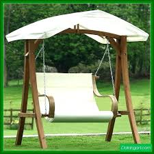 wooden swing with canopy porch swings with canopy lovely patio swing canopy wood porch swing with