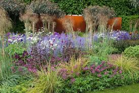 Small Picture Garden Borders Garden Design Stock Images Images Plant