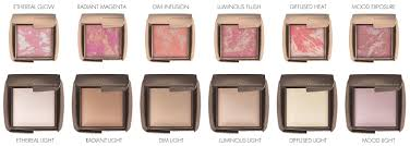 although i already own a number of the hourglass ambient light highlighters i do think these blushes are unique enough to justify owning