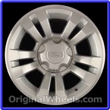 Ford Ranger Lug Pattern Amazing 48 Ford Ranger Rims 48 Ford Ranger Wheels At OriginalWheels