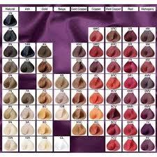 Clairol Soy 4plex Hair Color Chart Clairol Soy Color Chart Bedowntowndaytona Com