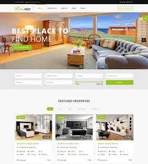 50 Best Real Estate Website Templates Free Premium Freshdesignweb