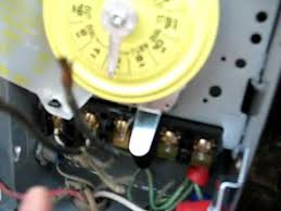hqdefault intermatic pool timer wiring youtube on intermatic t101p3 wiring diagram