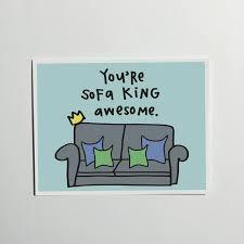 sofa king awesome. Beautiful Awesome To Sofa King Awesome I