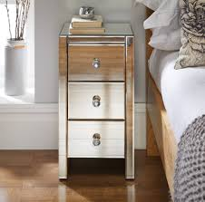 furniture furniture mirrored side table bedside with mirror stylish way of plus agreeable pics unique