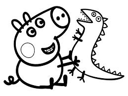 Small Picture Dibujos Peppa pig para imprimir y colorear Dibujos para colorear