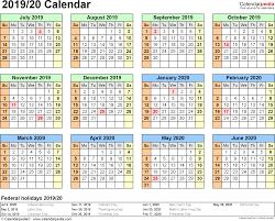 November 2020 Calendar Printables Pdf 2019 And 2020 Calendar Printable September